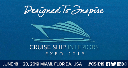 Cruise Ship Interiors Expo 2019